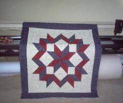 Four hour quilt, easy carpentars star, quiltfrog, quick and easy &  Adamdwight.com