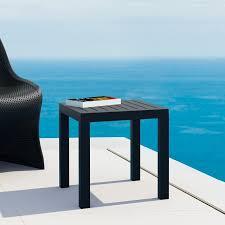 compamia ocean square resin patio side