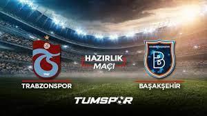 Trabzonspor Başakşehir maçı ne zaman saat kaçta hangi kanalda? TS Başakşehir  maçı 11'leri! - Tüm Spor Haber