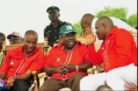 Image result for AMAECHI AND WIKE TOGETHER