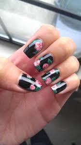 196 best Nail Art images on Pinterest | Floral nail art, Nail art ...