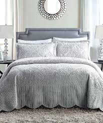 twin bed quilts and bedspreads bed bath and beyond quilts and bedspreads look at this gray