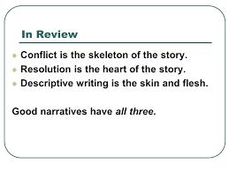 writing successful narrative essays three essentials ppt 6 in