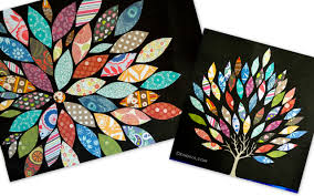 diy cheap n pretty wall decor ideas on foam sheet wall art with foam sheet diy dendiva