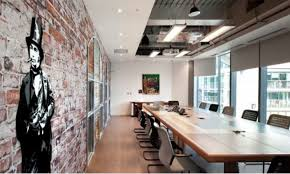 wall art for office space. Office Wall Art Funky Space In London With Its Own Dr Who Demo Room And Graffiti For S