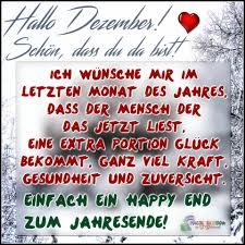 Hallo Dezember Schön Dass Du Da Bist Ich Wünsche Mir Im