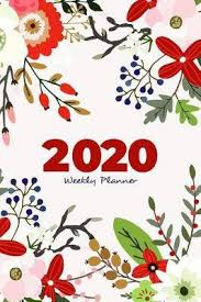 At A Glance Organizer 2020 Weekly Planner Organizer One Week At A Glance For Women