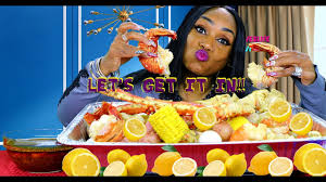 Seafood Boil Feast - YouTube