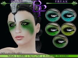 naga makeup
