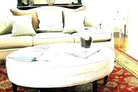 round tufted coffee table cream ottoman coffee table cream ottoman microfiber ottoman coffee table cream leather
