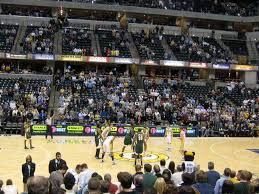 Pacers Game Seating Chart Indiana Pacers Lower Seats Pacersseatingchart