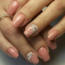 Nail Designs With Jewels 30 Stunning Diy 3d Nail Designs For Beginners Of 2019