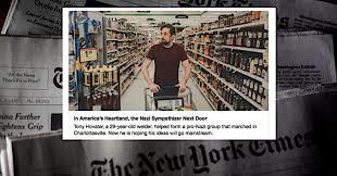 New York Times\u0027s Nazi Profile Was Better In Original German | Wonkette