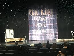 Strange And Rude Seating Arrangement Review Of Mac King