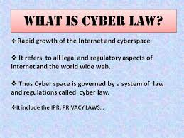 Cyber Law Cyber Law In India Authorstream