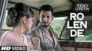 baghi baaghi official movie trailer starring tiger 9835 aaj ro len de aj ro len de full video song film 1920 london starring sharman joshi meera chopra shaarib and toshi full hd