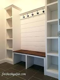 Entryway Storage Bench Coat Rack Entry Bench With Storage Mudroom Storage Bench With Hooks Mudroom 73