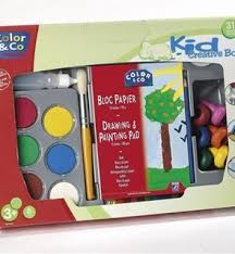 Avis Reeves Coffret kid créative box | Parole de Mamans