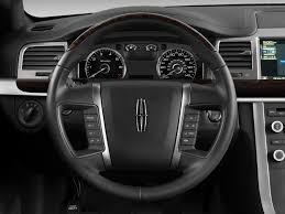Image: 2009 Lincoln MKS 4-door Sedan AWD Steering Wheel, size ...