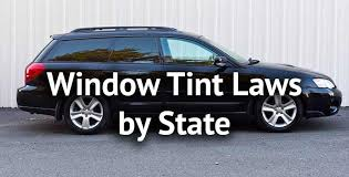 Window Tint Laws By State Chart Mystery Of Vlt Solved