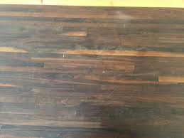 finishing walnut butcher block countertops with pure tung oil a food safe sealer