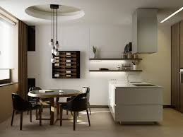 Kitchen Designs: Loft Kitchen Ideas - Futuristic Kitchen Design