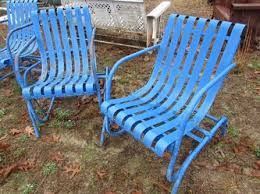 retro metal patio chairs. Vintage Metal Chairs And Retro Patio Tables - Gliders,Old Fashioned Tables! Furniture Company