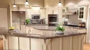Kitchen Elegant Ceramic Floor Kitchen Rectangle White Minimalist Gloss  Table Under Cabinet Lightings Black Built In