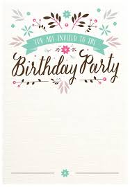 eceeaecffbcadf lovely diy birthday invitations templates