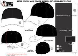 Flex Fit Hat Design Fitted Baseball Caps Baseball Hats Australia Embroidered