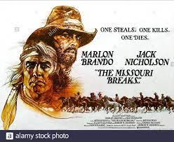 The Missouri Breaks Film Stockfotos und -bilder Kaufen - Alamy
