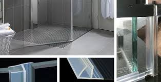 when to replace glass shower door sweeps