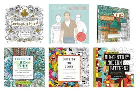 Tons Of Cool Coloring Books For Adults Cool Mom Picks