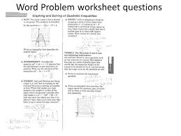 writing equations of lines worksheet algebra 2 best of word problem worksheet questions ppt