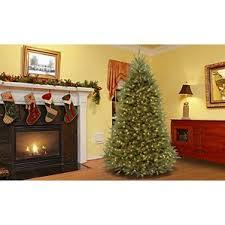 75 Ft PreLit LED California Cedar Artificial Christmas Tree Sale On Artificial Prelit Christmas Trees
