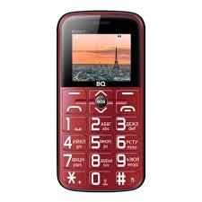 <b>Мобильный телефон BQ</b> 1851 Respect Red — купить в интернет ...