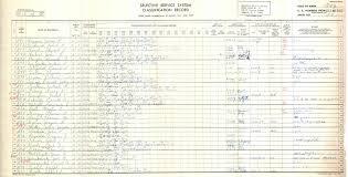 donald trump s selective service records