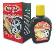 autozone leather tyre polish 125ml premium