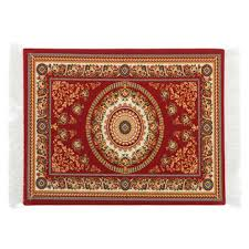 23x18cm bohemia style persian rug mouse pad for desktop pc laptop computer 1 gift