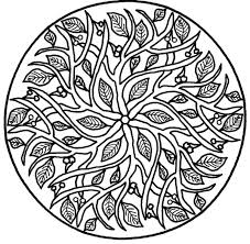 Small Picture Mandala Coloring Pages Free Printable Mandala Coloring pages of