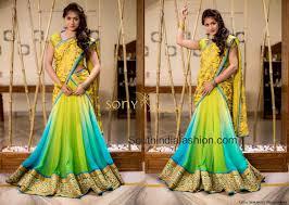 Boutique Blouse Designs 2014 Colorful Half Saree By Sony Reddy Half Saree Saree