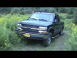 2000 Chevy Silverado 1500 V8 4.8L Straight Piped - YouTube