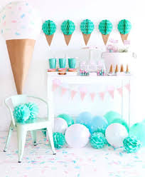 26 Sweet Ice Cream Party Ideas Pretty My Party Party Ideas