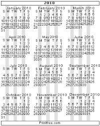 Calendars Printfree Com Printable Monthly 2010