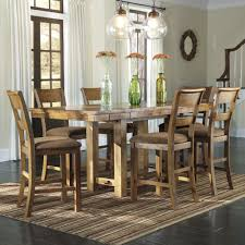 signature design by ashley krinden piece counter height dining