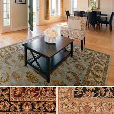 area rugs at ollies. wonderful area handtufted ollie traditional border rug 3u0027  inside area rugs at ollies