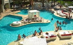 Tropicana Pool in Las Vegas, Nevada
