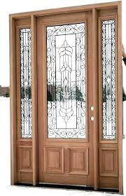 wooden front doors with glass wood front door with glass wooden front doors with glass entry