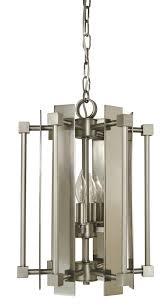 4 light antique brass matte black louvre chandelier