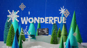 tfcu visa platinum the most wonderful time of the year